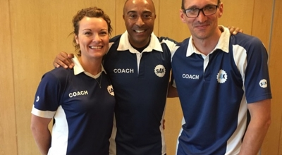 Colin Jackson Meets S4K Hampshire
